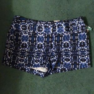 Maurices shorts. NWT size 11/12
